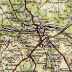 Немецкая карта Пскова