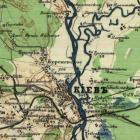 10-верстная карта Стрельбицкого Украины