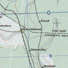 Карты Кировской области армии США