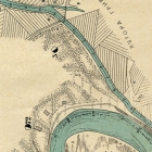 Старинные карты реки Кубани