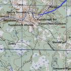 Карты Архангельской области армии США