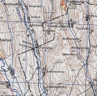 Карты Бессарабии армии США