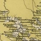 Вологодская губерния на картах Стрельбицкого