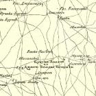 Топографическая карта Крыма