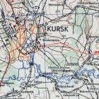 Карты Курской области армии США