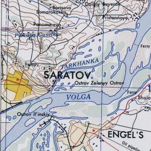 Карты США Саратовской области