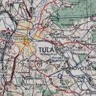 Карты США Тульской области