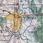 Карты США Пензенской области
