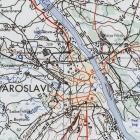 Карты США Ярославской области