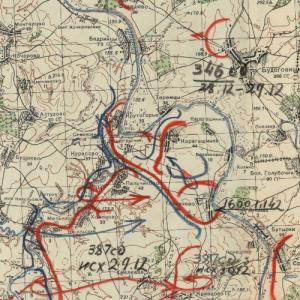 Карты Генштаба Тульской области