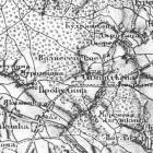 Топографическая карта Тульской губернии
