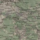 Карта Стрельбицкого Тверской губернии
