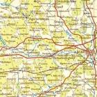 Немецкие карты Смоленской области